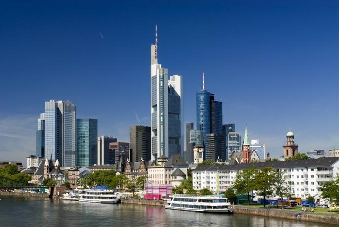 Hotel Holiday Inn Frankfurt Messe