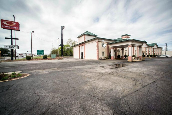 Econo Lodge - Sacramento 16th St