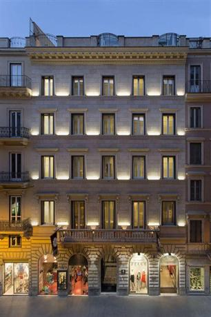 Corso 281 luxury suites rome compare deals for Hotel corso 281 luxury suites rome