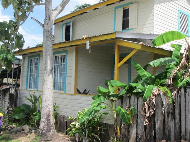About The Bocas Beach House
