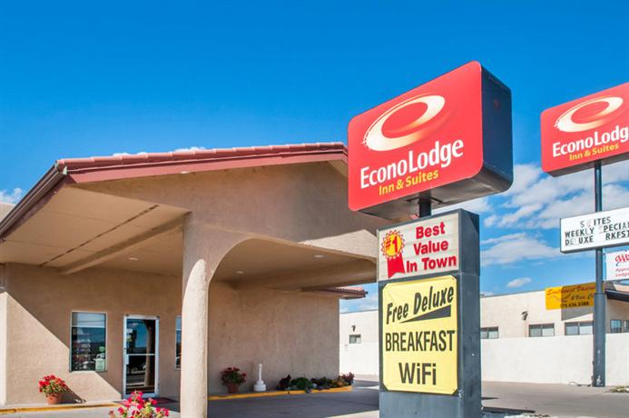 Econo Lodge Inn & Suites Socorro