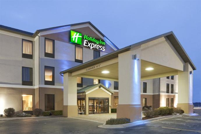 Holiday Inn Express Hotel & Suites Lebanon Missouri