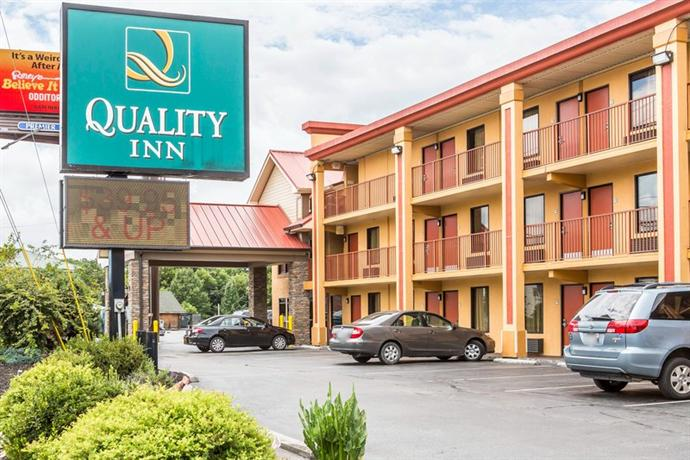 Quality Inn Parkway