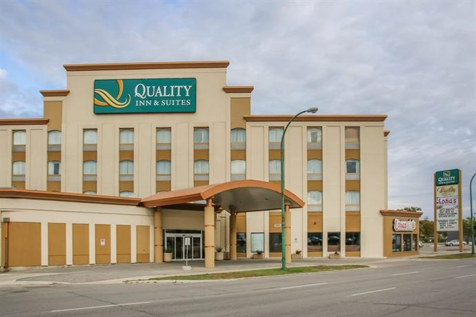 Quality Inn & Suites Winnipeg