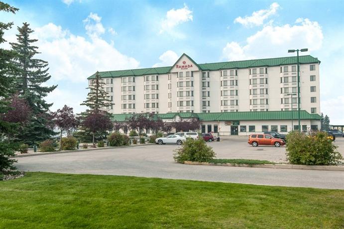 Ramada Plaza Calgary Airport Hotel