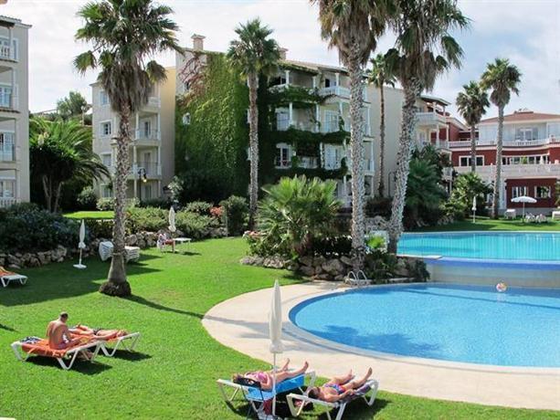 Aparthotel hg jardin de menorca alaior compare deals for Aparthotel jardin de menorca