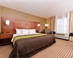 Comfort Inn & Suites North Woods Cross