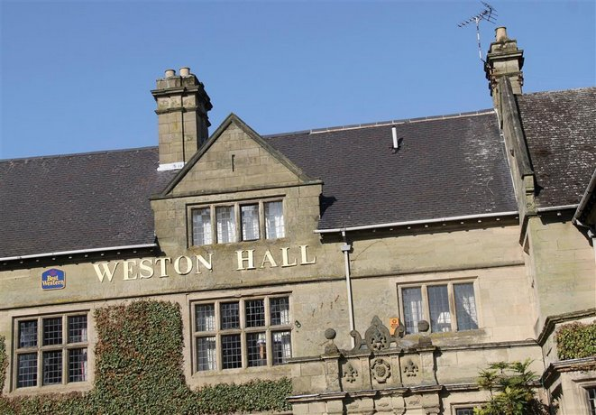 Best Western Weston Hall Hotel