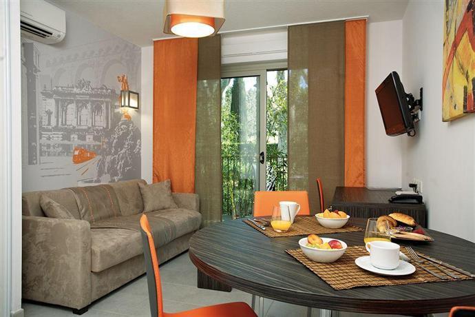 Lagrange Aparthotel Montpellier Millenaire