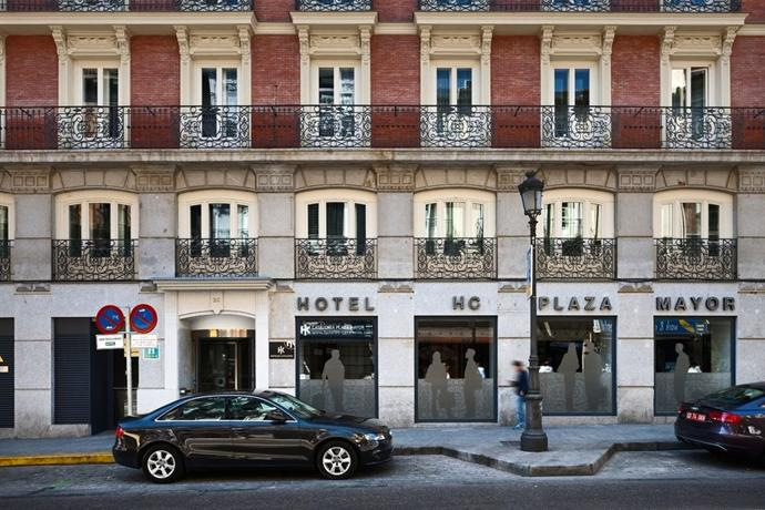 Hotel catalonia plaza mayor madrid compare deals for Hotel mayor madrid