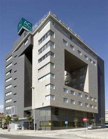 AC Hotel Alicante A Marriott Luxury & Lifestyle Hotel Отель Ак Аликанте Бай Марриотт