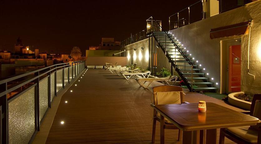 Hotel don paco s ville comparez les offres - Seville hotel piscine ...