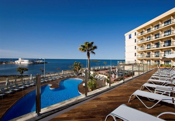 Hotel Marina Luz Palma Отель Марина Луз Пальма-Де-Майорка