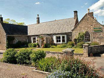 The Coach House Bed and Breakfast Cornhill-on-Tweed