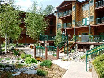 Ruidoso river resort inn compare deals for Cabin rentals near ski apache