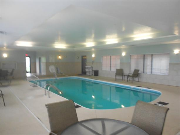 About Holiday Inn Express Suites Lancaster Ohio