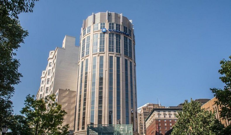 Crowne Plaza Cleveland at Playhouse Square