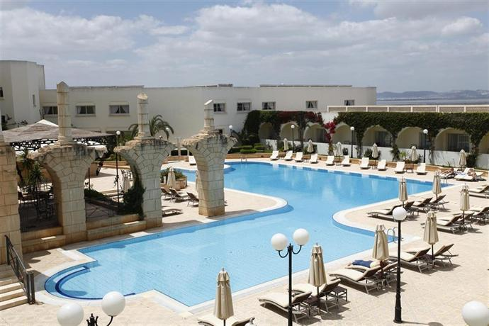About Golden Tulip Carthage Tunis