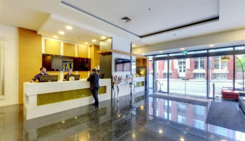 Pegasus apart hotel melbourne compare deals for Appart hotel melbourne