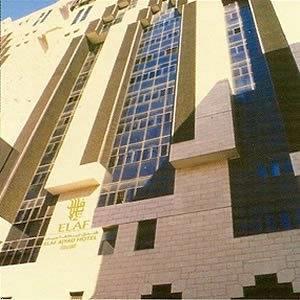 About Elaf Ajyad Hotel
