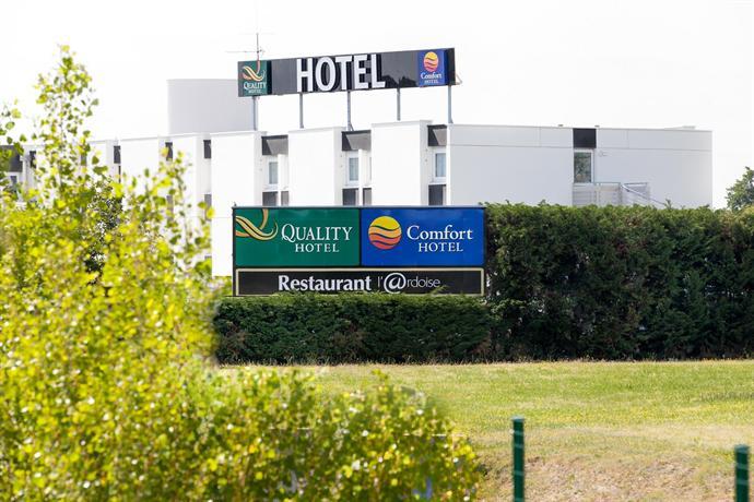Comfort Hotel Bordeaux Gradignan