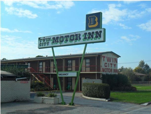 Twin City Motel Wodonga