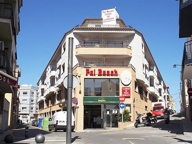 Hotel Palamos Bord De Mer