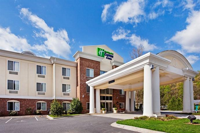 holiday inn express hotel suites cherokee north carolina. Black Bedroom Furniture Sets. Home Design Ideas