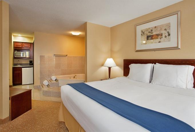 About Holiday Inn Express Hotel Suites Fenton Missouri