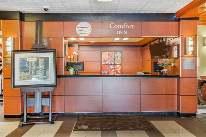 Comfort Inn Toronto Airport Mississauga Compare Deals