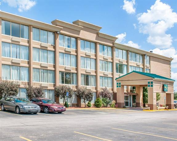 Quality Inn & Suites Lafayette Indiana