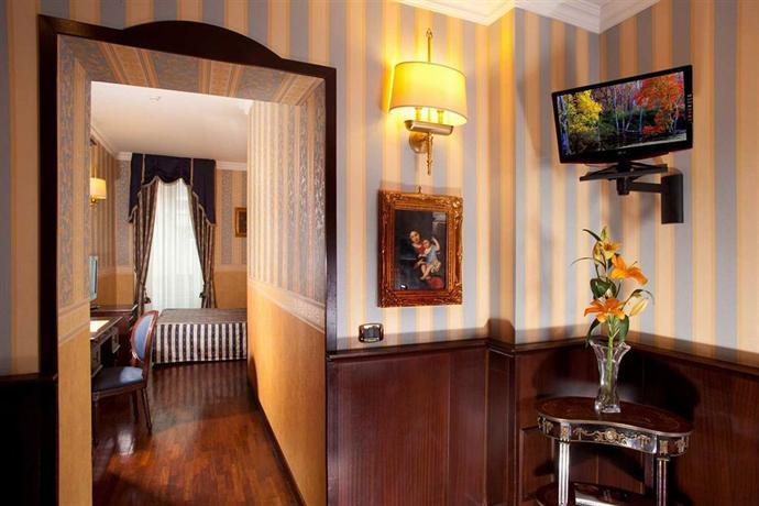 Hotel Del Corso Rome