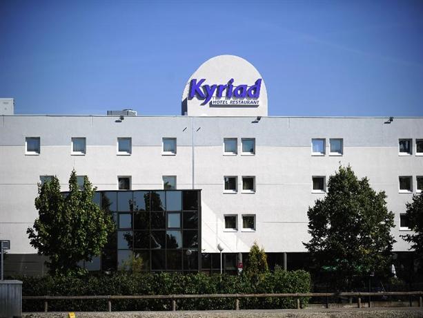 Kyriad Hotel Aeroport Lyon