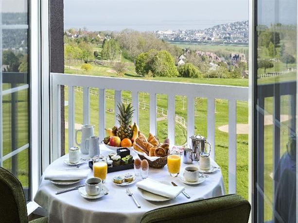 Baños Turcos Normandia:Hotel Du Golf Barriere Deauville, Saint-Arnoult: encuentra el mejor