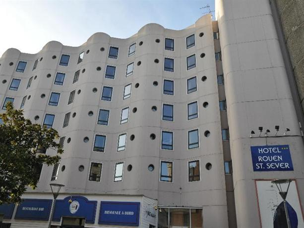 Hotel rouen st sever compare deals for Hotels rouen