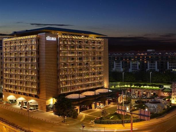 Divan hotel istanbul compare deals for Divan taksim