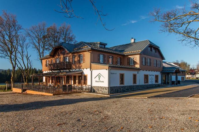 Hotel Franz Zlate Hory