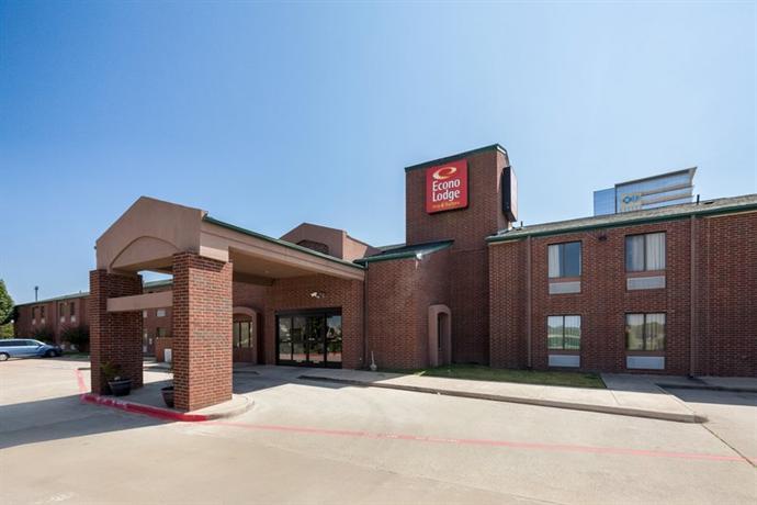 Econo Lodge Inn & Suites Richardson