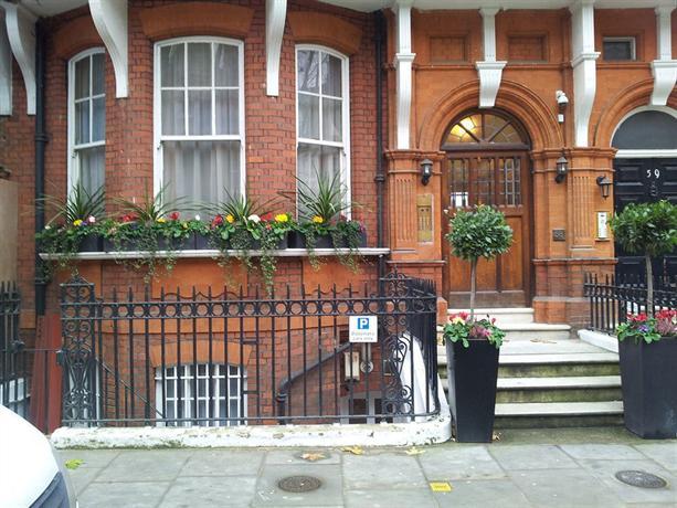 Kensingtoncourt aparthotel london compare deals for Londre appart hotel