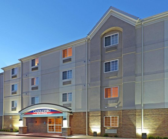 Candlewood Suites Fayetteville Arkansas