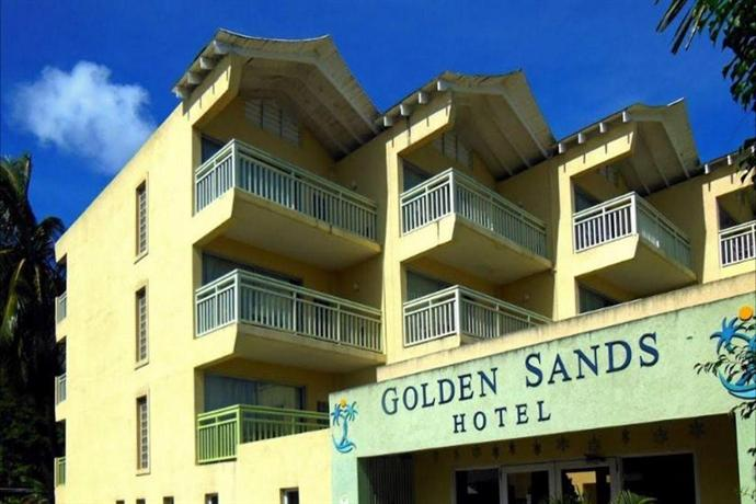 Golden Sands Hotel Christ Church