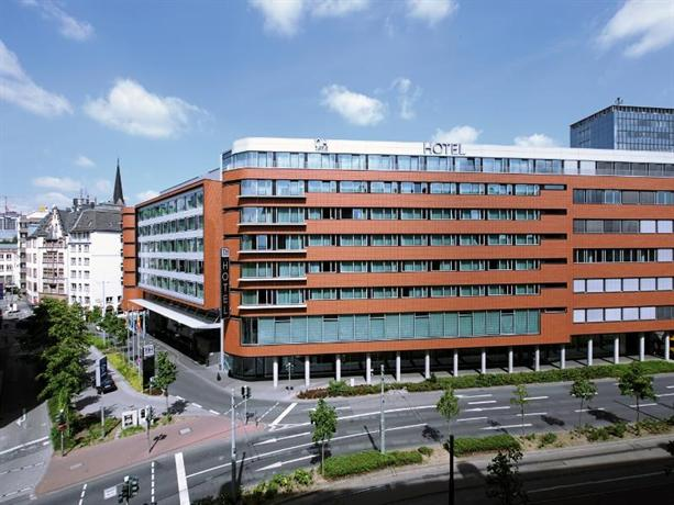Hotel Nh Collection Frankfurt City Frankfurt Am Main Germany