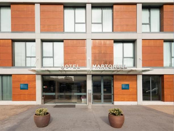 Hotel Ciutat Martorell
