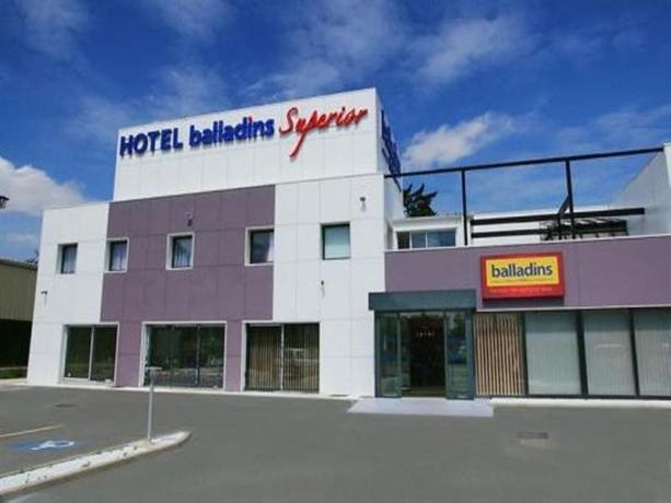 Hotel Balladins Superior Villejuif