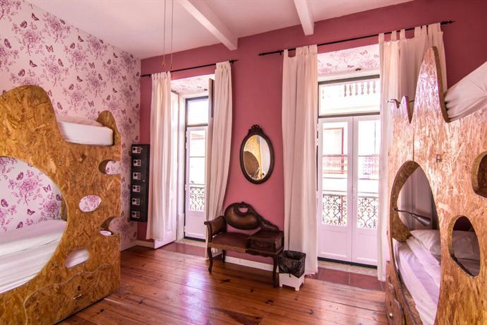 Alfama Patio Hostel - nacionalidade portuguesa