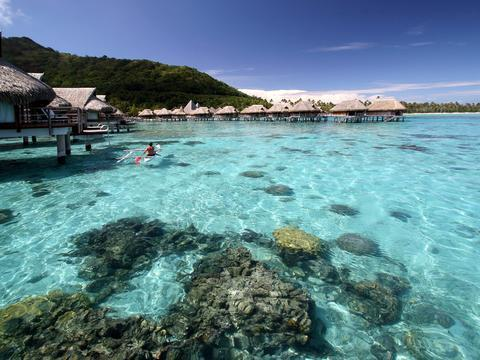 Sofitel Moorea La Ora Beach Resort Compare Deals