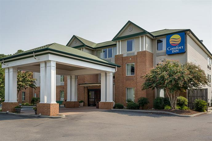 Comfort Inn Gloucester Virginia