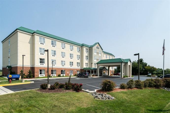 Comfort Inn & Suites Dover Delaware
