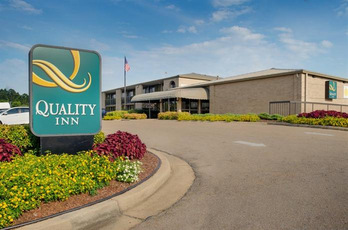 Quality Inn Columbus Mississippi
