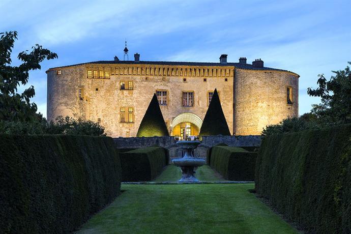 Chateau de Bagnols Bagnols